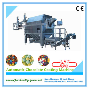 Full Automatic Chocolate Coating Machine